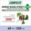 COMPLETE ® GINKGO BILOBA EXTRACT PLUS+